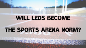 LED sports arena lighting