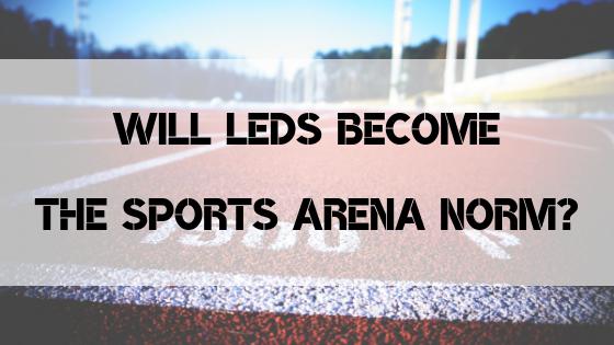 LED sports arena lighting