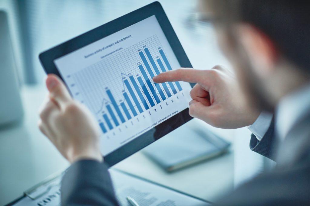 Analysis of marketing development