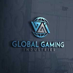 Global Gaming Industries Logo Design