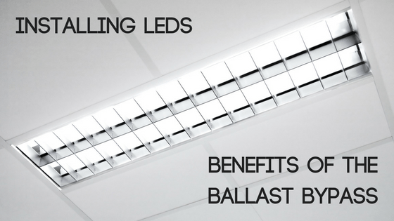 Installing Leds Benefits Ballast Bypass Sitler S Led Supplies