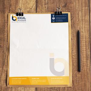 Ideal Accountants Branding