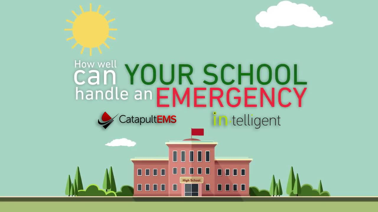 IN-TELLIGENT SOUND INTEGRATES WITH CatapultEMS MOBILE TO ENSURE SCHOOL OFFICIALS AND TEACHERS RECEIVE EMERGENCY NOTIFICATIONS