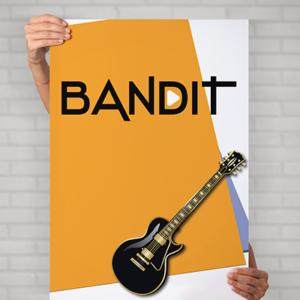 Bandit Logo Design