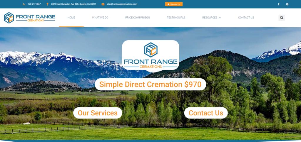 Front Range Cremations