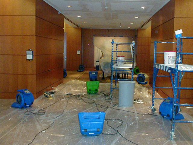 Sewage Backup Repair And Restoration