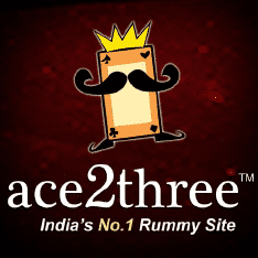 Ace2Three.Com Logo