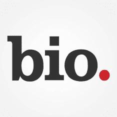 Biography.Com Logo
