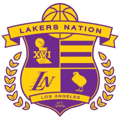 Lakersnation.Com Logo