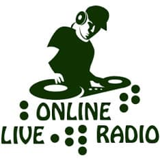 Liveonlineradio.Net Logo