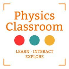 Physicsclassroom.Com Logo
