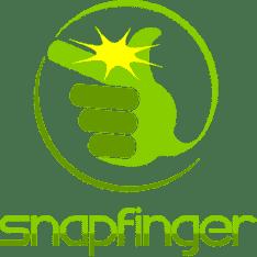 Snapfinger.Com Logo