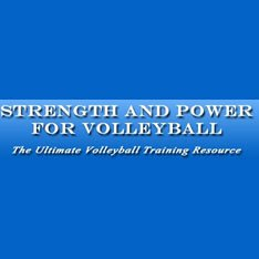 Strength-And-Power-For-Volleyball.Com Logo